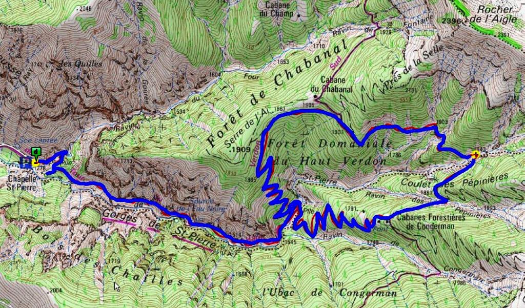 Le Topic des Aventuriers-Explorateurs - Page 7 Carte